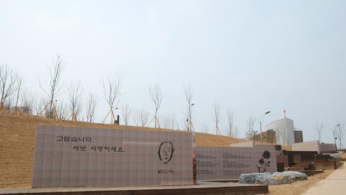 김수환 추기경 '다시 우리 곁에...'