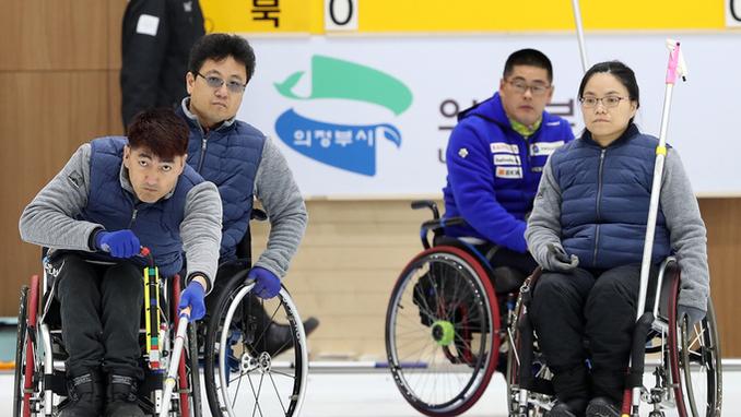 전국장애인동계체전, 경북 종합 6위... 지난대회보다 6단계 상승