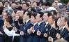 [화보] 권영진 대구시장, 5.18민주화 운동 기념식 참석... 헌화 및 신묘역 참배